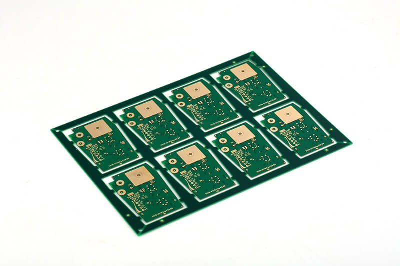 4 layer pcb gold plating pcb