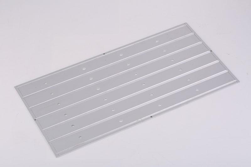LED alumium deep milling pcb