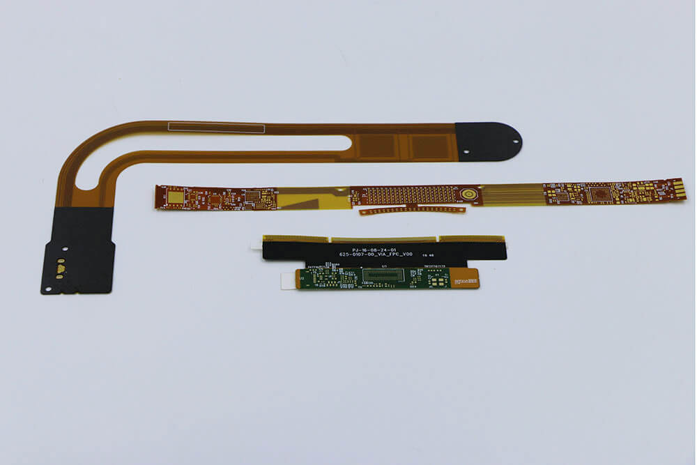 Rigid flex pcb high quality